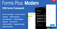 Plus forms modern framework form css