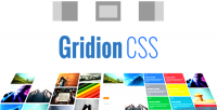 Css gridion responsive grid portfolio bootstrap