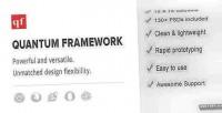 Framework quantum