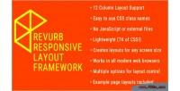Framework revurb easy 12 responsive framework layout column