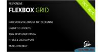 Grid flexbox