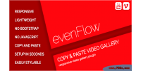 Youtube evenflow gallery video vimeo