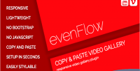 Youtube evenflow gallery video vimeo