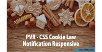 Css pvr cookie responsive notification law