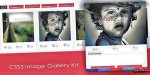 Image css3 gallery kit