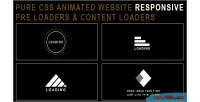 Loaders animated css pure preloaders