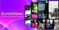 News bumblenews showcase grid card