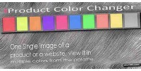 Product css3 color changer
