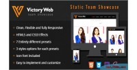 Showcase team css3 & html5