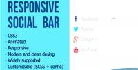 Social responsive bar