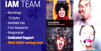 Team iam responsive layout feature team