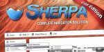 Sherpa complete navigation system edition css
