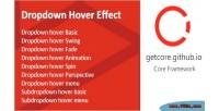 Effect dropdown