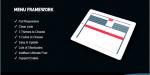 Framework menu