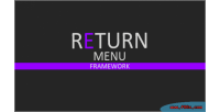 Menu return framework