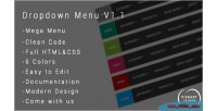 Modern pickart dropdown 1 v1 menu