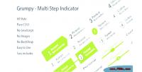 Multi grumpy step style 60 indicator