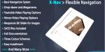 Nav x multi system navigation level