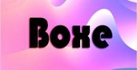 Navbar boxe hover effect
