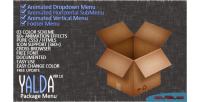 Package yalda menu