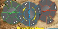 Slice pizza menu