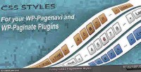 Css styles for your plugin pagenavi wp