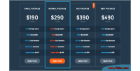 Html price template