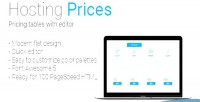 Prices hosting