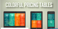 Pricing colorful tables