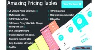 Pure amazing html tables pricing css