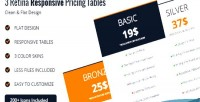 Retina simple plans pricing responsive