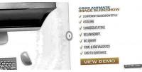 Animate css3 image slideshow