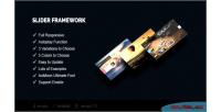Framework slider