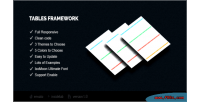 Framework tables
