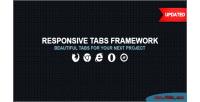 Framework tabs