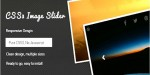 Image css3 slider