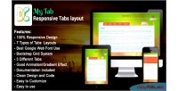 Tab my tabs bootstrap responsive