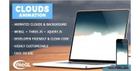 Animation clouds jquery plugin