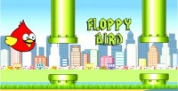 Bird floppy game canvas html5