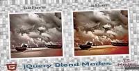 Blend jquery modes