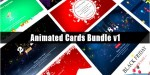 Cards animated bundle v1