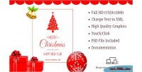 Christmas merry card year new