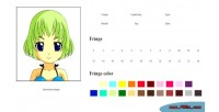 Face html5 builder