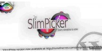 Html5 slimpicker setter colorpicker jquery