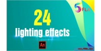 Light 24 effects adobe cc animate