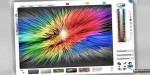 Painter chalkboard html5 app painting canvas