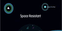 Resistant space