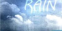Windy html5 rain effect