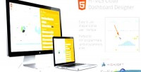 Cloud html5 dashboard designer