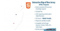 Map interactive jersey new of